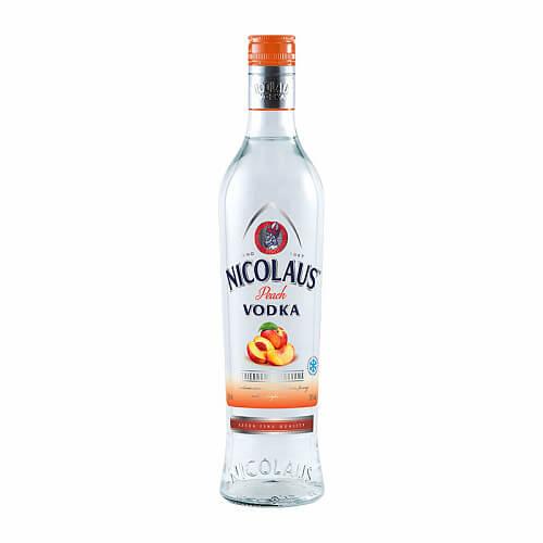 Nicolaus Peach Vodka 38% 0,7l