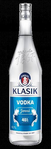 KLASIK Vodka Jemná 40% 0,7l