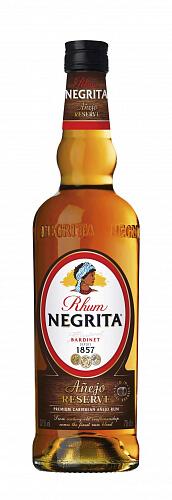 NEGRITA Anejo Reserve rum 37,5% 0,7l