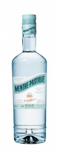 GIFFARD Menthe Pastille likér 24% 0,7l