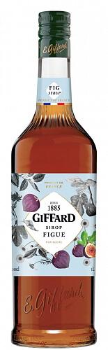 GIFFARD Fig - figový sirup 1l