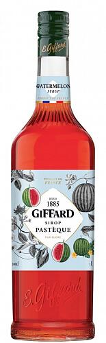 GIFFARD Watermelon - melonový sirup 1l