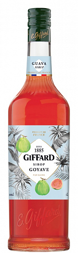 GIFFARD Guava - guavový sirup 1l
