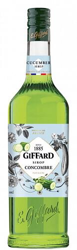 GIFFARD Cucumber - uhorkový sirup 1l