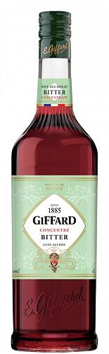 GIFFARD Bitter Concentrate - sirup bitter koncentrát 1l