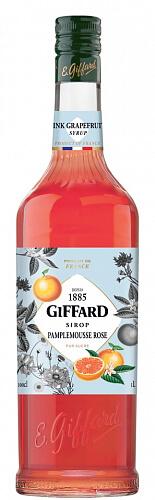 GIFFARD Pink Grapefruit - sirup ružový grapefruit 1l
