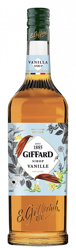GIFFARD Vanila - vanilkový sirup 1l