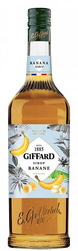 GIFFARD Banana - banánový sirup 1l