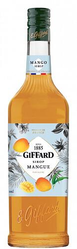 GIFFARD Mango - mangový sirup 1l