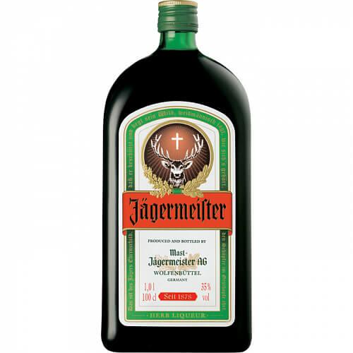 Jägermeister 35% 1l Bylinný likér