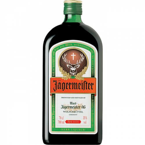 Jägermeister 35% 0,7l Bylinný likér