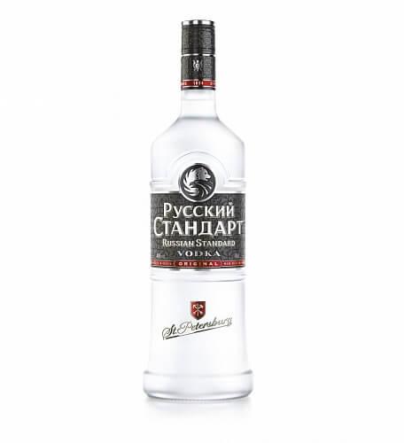 Russian Standard Original vodka 40% 1l