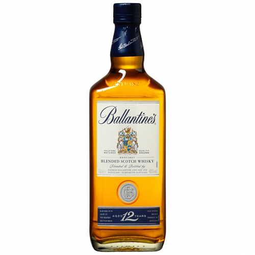 Ballantines 12r. 40% 0,7l Škótska whisky