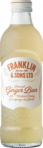 Franklin&Sons Ginger beer 0,275l