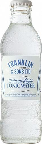 Franklin&Sons Ľahký Tonik 0,2l