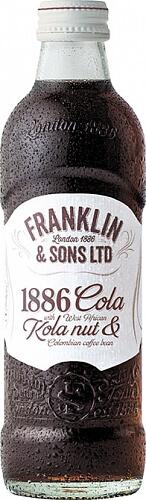 Franklin&Sons Cola 1886 0,275l