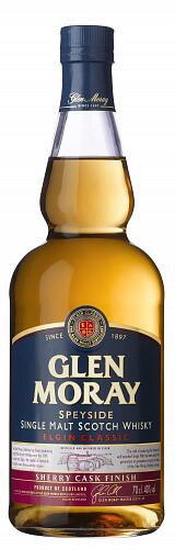 GLEN MORAY Classic Sherry Scotch Whisky 40% 0,7l