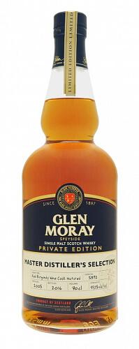 Glen Moray Private cask Burgundy whisky 52,8% 0,7l