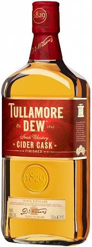 Tullamore Dew Cider Cask whisky 40% 0,7l
