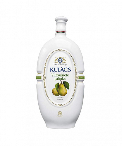 Kulacs Vilmoskörte pálinka (Hruškovica) 40% 5l