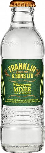 Franklin&Sons Mixér Ananás s mandľou 0,2l