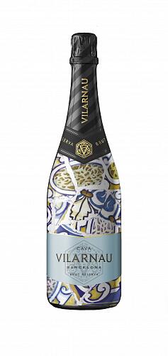 Vilarnau Cava Brut Reserva Trencadís Edition 11,5% 0,75l ESP - biele šumivé víno