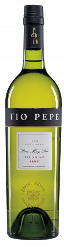 Tio Pepe Fino sherry víno  0,375l , biele suché, ESP,