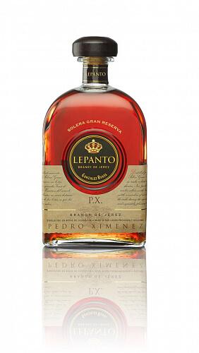 Lepanto P.X. Brandy 36% 0,7l + box