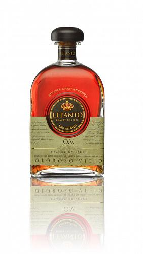 Lepanto O.V. Brandy 36% 0,7l + box