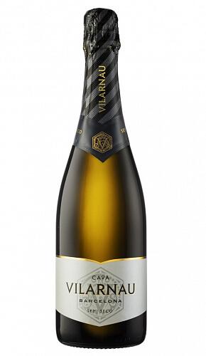 Vilarnau Cava Demi Sec 11,5% 0,75l ESP - biele šumivé víno