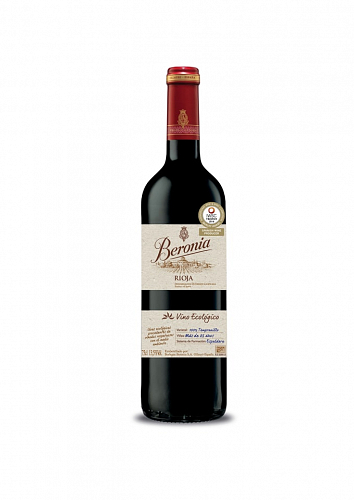 Beronia Rioja Limited Edition červené víno 14% 2015 0,75l, ESP