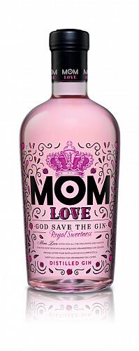 MOM LOVE gin 37,5% 0,7l