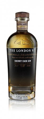 THE LONDON N⁰1 SHERRY CASK gin 43% 0,7l