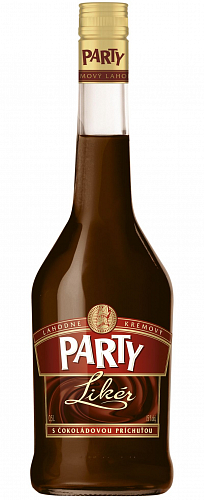 PARTY likér čokoládová príchuť 15% 0,5l