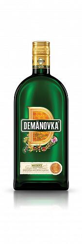 Demänovka Likér s medom 33% 0,7l