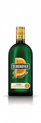 Demänovka Likér s medom 33% 0,5l