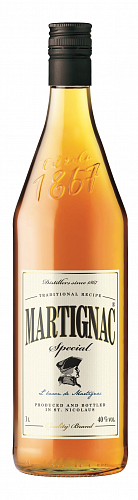 Martignac Brandy 40% 1l