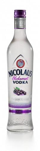 Nicolaus Blackcurrant Vodka 38% 0,7l