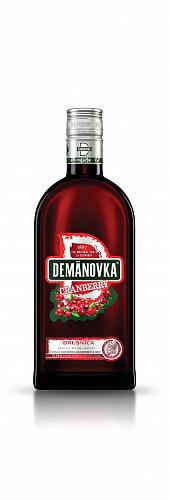 Demänovka Cranberry 30% 0,5l