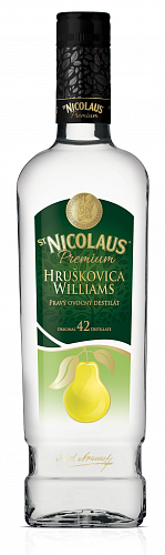 STN PREMIUM Hruškovica Williams 42% 0,7l