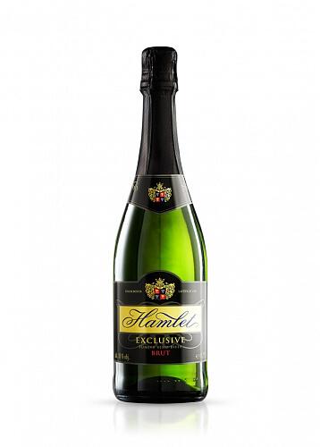 Hamlet Exclusive brut šumivé víno 10% 0,75l
