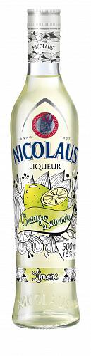 Nicolaus liqueur LIMONE 15% 0,5l