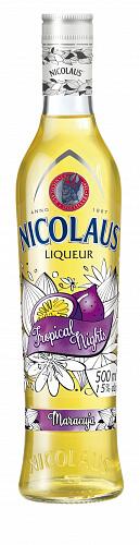 Nicolaus liqueur MARACUJA 15% 0,5l