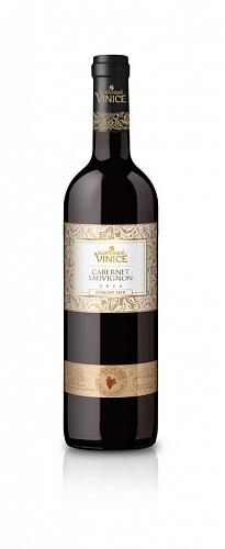 Slovenské Vinice Cabernet Sauvignon NZ červené víno 2016 0,75l