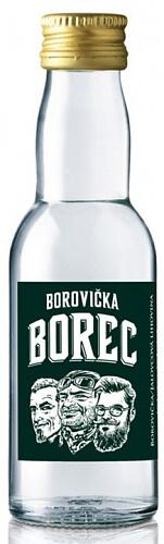 Borovička BOREC 38% 0,04l