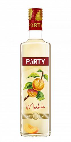 PARTY Marhuľa 40% 0,5l