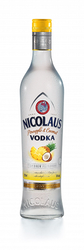 Nicolaus Pineapple-Coconut Vodka 38% 0,7l
