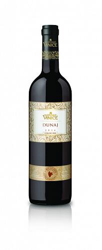 Slovenské Vinice Dunaj NZ červené víno 2016 0,75l