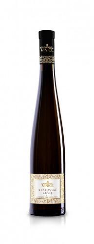 Slovenské Vinice Kráľovské cuveé NZ biele víno 2017 0,5l