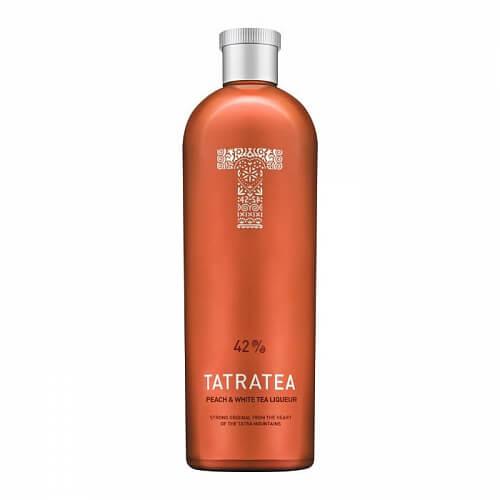 Tatratea Peach & White 42% 0,7l